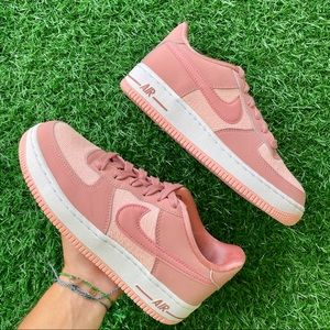 Nike Air Force 1 Lvl 8 Rust Pink / Storm Pink